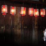 Berühmte Jinli Street Chengdu am Abend