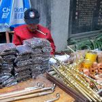 Gute Zigarren aus Sichuan, Kuanzhai Ancient Street
