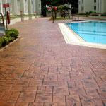 pavimento impreso coruna
