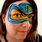 Superhero Maske