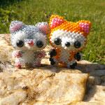 Perlen-Sweeties sooo kawaii von Nicole Nitzsche