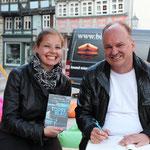 Das schönste Lächeln Österreichs - Mit Theresa Angerer und Stadt Lesen in Quedlinburg