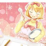 sm30193518様 『【鏡音リン】Sweet Christmas Cake【オリジナル曲】』