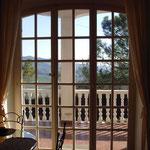 Fenster zur Loggia