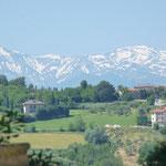 die sybillinischen Berge