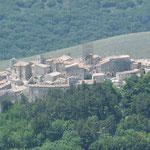 Dorf in den Abruzzen