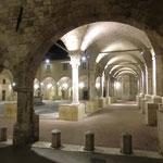 ehemaliges Kloster im Zentrum von Ascoli
