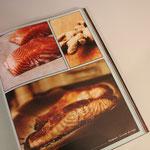 Saumon verni au gingembre - Cuisinier Rebelle