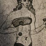 «La fille au bikini», Sicile, fin du IIIe siècle ap. J.-C.