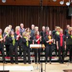 Frühjahrskonzert 2013 - Mixed Generations mit Dirigentin Natalia Fischer