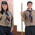Explorer Scouts Uniform