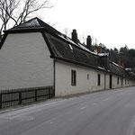 Wohn- und Wirtschaftsgebäude des ehemaligen Pluwiger Hammer (Blick von Norden)