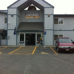 Lakshore Motor Inn Anchorage