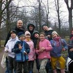 """Mit """"Frühlingspaparazzi"""" startete 2010die Rudi-Rotbein-Gruppe in den Erlebten Frühling"""