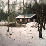 Winter 1997, so habe ich das Häuschen übernommen, ein einfaches Wochenendhaus auf einem 6000 Quardatmeter großen wildem Grundstück