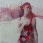 """""""sundowner2"""" Akryl,Tinte,Wachs a. LW 2010"""