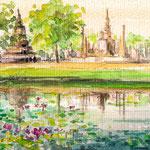 Pagoda 12 x 24