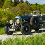 22 Bentley Tourer Petersen special 4,5 Liter Blower   / 1936