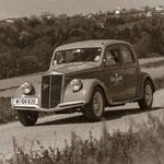 24 Lancia Aprilia    1937