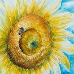 Sunflower 36x48 available