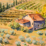 Tuscany house 13 x 20 sold