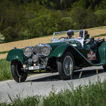 27 Jaguar SS 100    /1937