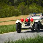 9 Alfa Romeo 6C 1750 GS Zagato  /1930