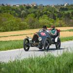 1 Bugatti T13 Brescia  /1922