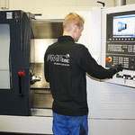 CNC-Drehmaschinen der neusten Generation ermöglichen eine überaus flexible Arbeitsweise