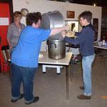 Wieviele Köche verderben eine Kartoffelsupp? (2)