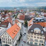 Ravensburg vom Blaserturm