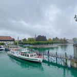 Konstanz (mit dem Katamaran ab Friedrichshafen - ein besonderes Erlebnis)
