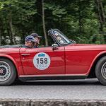 Triumph TR 6 1974