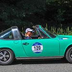 1973 - PORSCHE 911 S 2,4 TARGA 2,4-Liter-Achtzylinder-Boxer . 190 PS