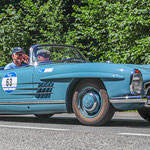 1958 - MERCEDES-BENZ 300 SL ROADSTER 3,0-Liter-Reihensechszylinder . 215 PS