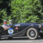1970 - MORGAN 4/4 SEATER COMPETITION 1,6-Liter-Reihenvierzylinder . 86 PS