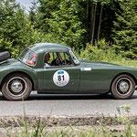 MG A MK II 1961