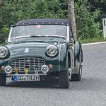 Triumph TR 3 1957