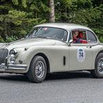 Jaguar XK 150 FHC 1960