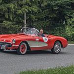 Chevrolet Corvette C1 1956