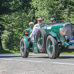 1931 - BENTLEY 8 LITRE LE MANS OPEN TOURER 8,0-Liter-Reihensechszylinder . 220 PS