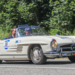 1957 - MERCEDES-BENZ SL ROADSTER 3,0-Liter-Reihensechszylinder . 215 PS
