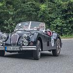 Jaguar XK140 OTS 1955