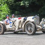 1929 - MERCEDES-BENZ SSKL 7,2-Liter-Reihensechszylinder . 250 PS