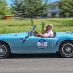 1962 - MG A MARK II ROADSTER 1,6-Liter-Reihenvierzylinder . 86 PS