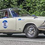 1967 - BMW - GLAS LIMOUSINE 3,0-Liter-V8 . 160 PS