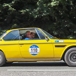 1972 - BMW 3.0 CSI COUPE 3,0-Liter-Reihensechszylinder . 200 PS