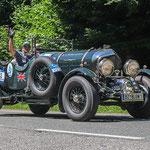 1936 - BENTLEY 4 1/2 L - PETERSEN SPECIAL 4,5-Liter-Reihensechszylinder . 260 PS