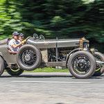 1936  -ARMSTRONG SIDDELEY 17 HP SPORT SPECIAL 2,7-Liter-Reihensechszylinder . 100 PS