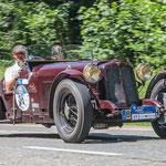 1932 - ALVIS FIREFLY SPECIAL 4.3  4,3-Liter-Reihensechszylinder . 180 PS